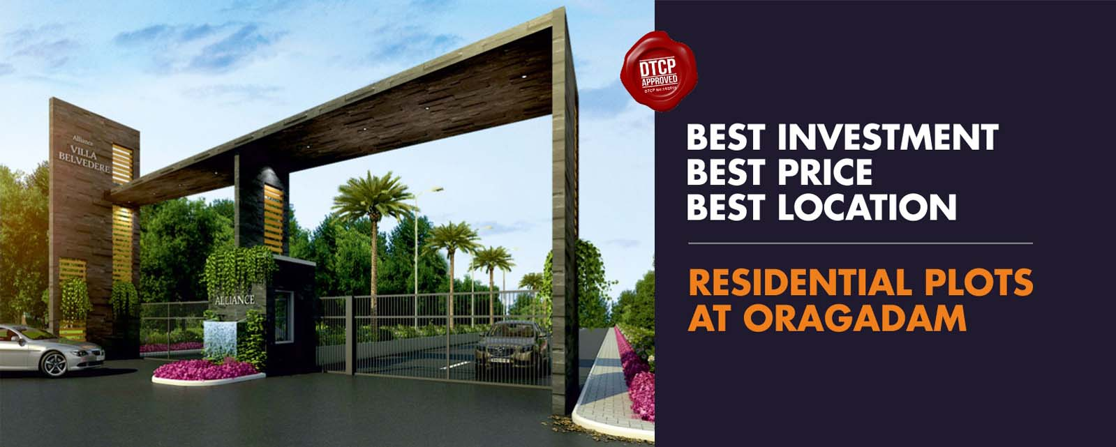 Residential plots in Chennai