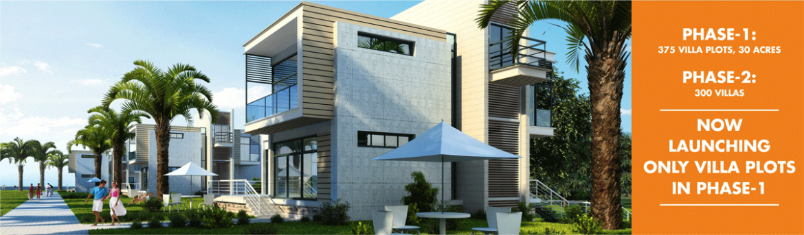 HIGH RETURNS AWAITS YOU!  BE IT PHASE-1 OF 375 VILLA PLOTS OR PHASE-2 OF 300 VILLAS.